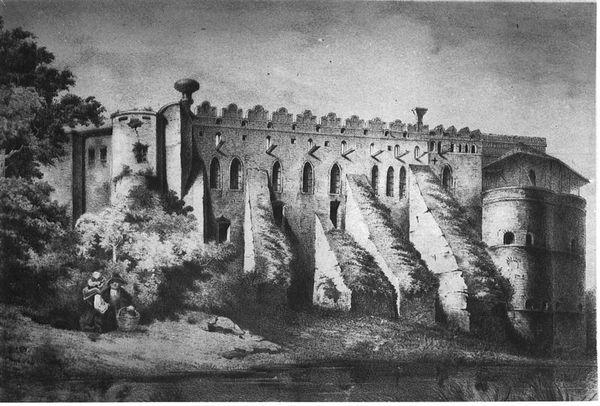 800px-Medzhibozh_Castle2_1850